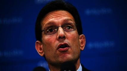 News video: Eric Cantor Aims to Shed GOP's 'Party of No' Reputation