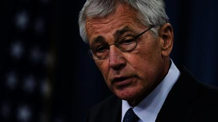 News video: Hagel Budget Defines New Pentagon Priorities